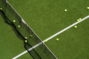 Tennis Courts: Hosting a special event